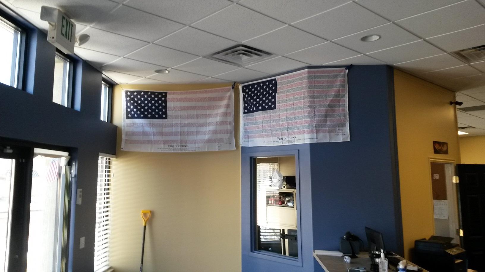 911 Flags of Heros
